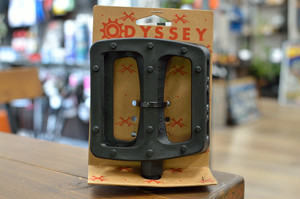 """ODYSSEY""  TWISTED-PC PRO PEDAL (black 9/16)"