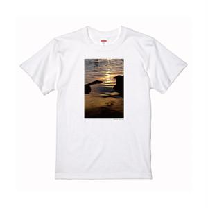 【寄付対象】【CHIKUGO百景】筑後川の水紋Tシャツ(送料無料)