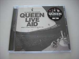 【CD+DVDR】QUEEN / LIVE AID