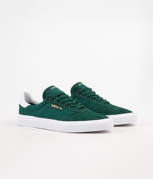 adidas Skateboarding / 3MC / Skateshoes / Collegiate Green-White-Collegiate Green