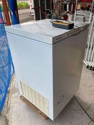 中古 冷凍庫 フリーザー 102L エレクトロラックス