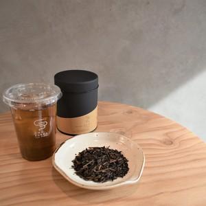 ◎送料無料◎ごこう - 紅ほうじ茶 - 茶缶100g茶葉/100g粉末/20個ティーバッグ
