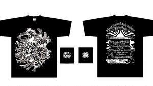 THY ART IS MURDER/FIT FOR AN AUTOPSY JAPAN 2018 TEE