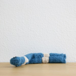 Caterpillar (Blue)