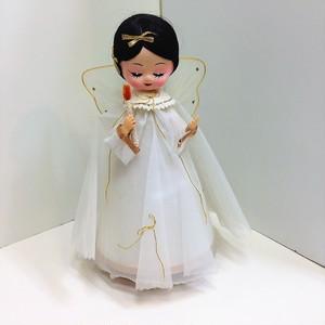 オルゴール付き人形【ミュージカルエンジェル】(0915218S80)