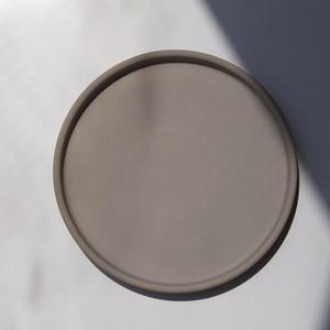 FreshService × SUEKI CERAMICS / STACKING PLATE  M[CLAY]