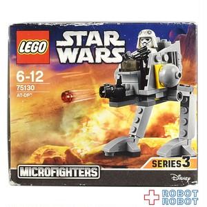 LEGO レゴ 75130 スター・ウォーズ マイクロファイター AT-DP