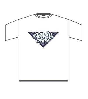 ★バンダナ#FOOTBALL GANG★ Tシャツ