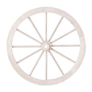 ガーデンウィール(車輪)ホワイト Lサイズ 直径62cm