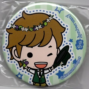 代永翼 缶バッジ Kiramune Fan Meeting in TAKAMATSU