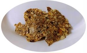 あごだしチップス 飛魚(とびうお)※長崎県近海で水揚げされた物を使用。 約325kcal/100gあたり