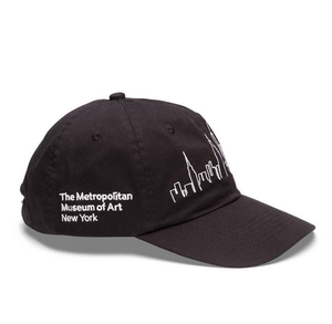 The Metropolitan Museum of Art NYC Skyline Cap & MET Logo Cap
