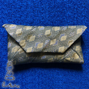 畳の縁の数奇屋袋【タタミ フチコ】f-o-002