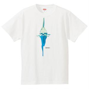 FISH FACE Tシャツ まんぼう