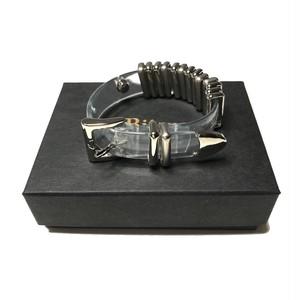Bijou R.I - Barcode Bracelet (Clear) -