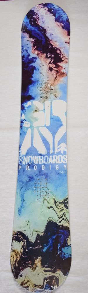 PRODIGY  gray snowboards