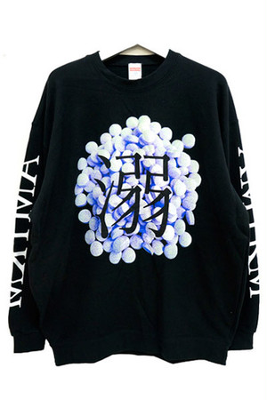 溺薬 Sweat (Black)