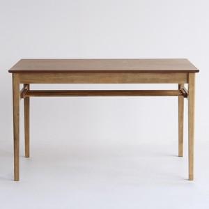 [ Rasic ]Dining Table W1200 / ヴィンテージスタイル ダイニングテーブル
