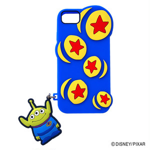 DISNEY/PIXAR Pixar SILICONE iPhone CASE/YY-D038 PB