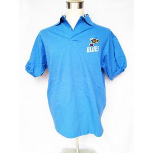 NHL セントルイス・ブルース ST. LOUIS BLUES ポロシャツ 半袖ポロシャツ L 1348