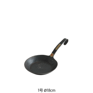 ターク:クラシックフライパン1号 18cm