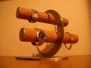クリスマスプレゼントにどうぞ!ムーン!三日月デザイン腕時計スタンド