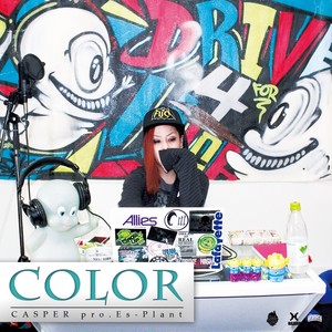 "2nd Single""COLOR"""