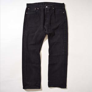 【W38】LEVIS リーバイス 501 DENIM デニム BLACK ブラック 38×32 400611191207