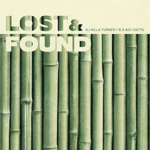 【予約/CD】DJ Killa Turner/B.D. & DJ DATTU - LOST & FOUND