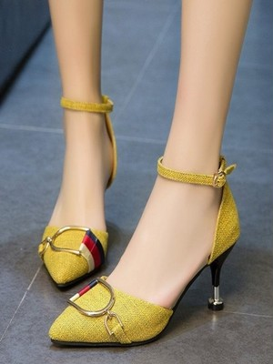 【shoes】New work sexy easy to walk sandals