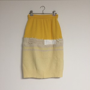 nisai 君と檸檬牛乳リボンニット・タイトスカート