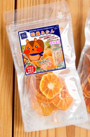 乾燥みかん 通販 干し蜜柑 ドライフルーツ 国産 無添加 砂糖不使用