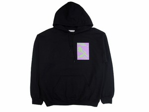 """Fly"" HOODIE  BLACK  18AW-DH-01"