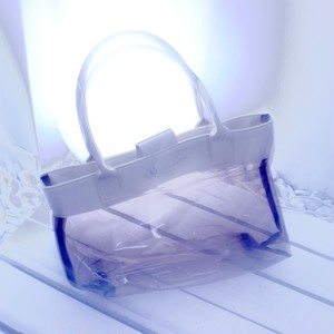 Mercedes-Benz clear bag