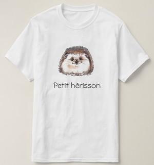 Hérisson-Tshirt