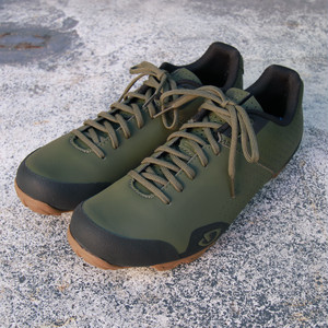 GIRO / PRIVATEER LACE:Olive / Gum