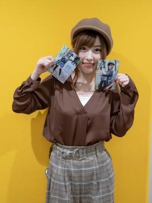 限定50部!巻頭企画に登場!成瀬心美レプリカサイン入りポストカード付PEACECOMBAT11月号