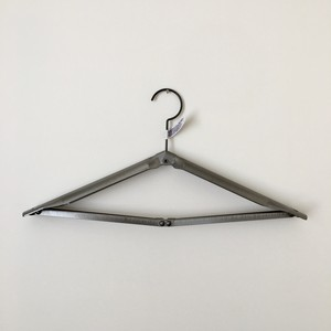 折りたためるハンガー スチール|Folding Hanger Natural(PUEBCO)