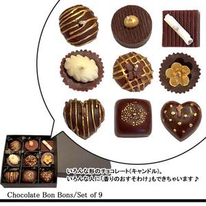 Chocolate BonBons/Set of 9