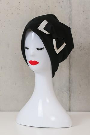 ケア帽子M ☆モダンブラック☆