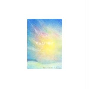 【選べるポストカード3枚セット】No.129 新しい夜明け