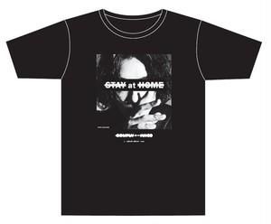 """【販売終了】『COMPLY+-ANCE コンプライアンス』""""STAY HOME MINI-THEATER ver.""""チャリティーTシャツ ブラック"""
