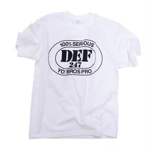 """Def 247"" Tee"