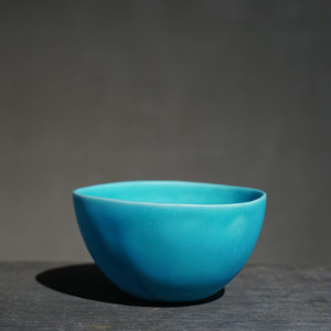 佐々木綾子 1 小鉢M(ブルー)