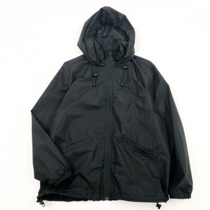 PACKABLE JACKET/BLACK