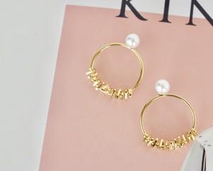 Round design pierce