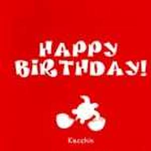 KACCHIN / HAPPYBIRTHDAY!