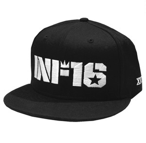 INFINITY16 × NEW ERA (9FIFTY SNAPBACK CAP) STAR
