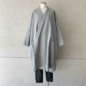 【FIRMUM】顔料ペイントコットンプリペラ 羽織コート/A0-FR132CT