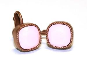 〈エルコブレ〉銅色の耳飾り soap ソープ
